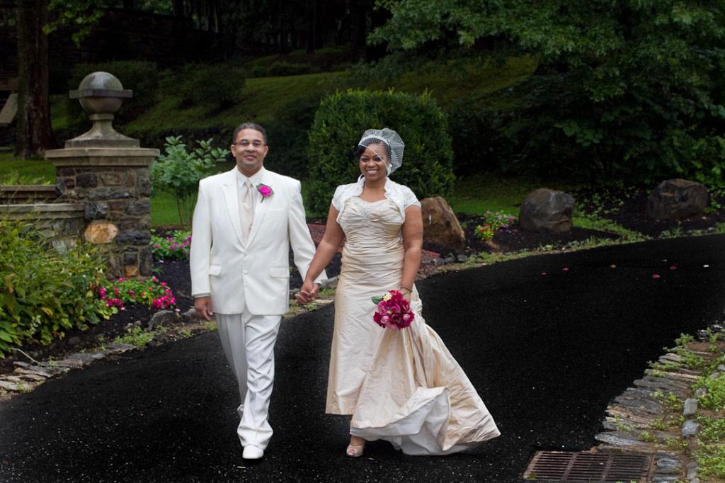 ed krisiak angela and marks wedding in ridley creek park